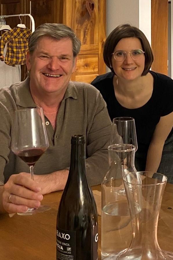 Horst und Anna Zäh